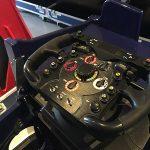 F1 Wheel - Race decoration