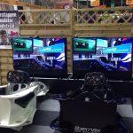 Bernax Race Simulators - Verstappen