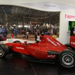 Exxonmobile F1 simulator