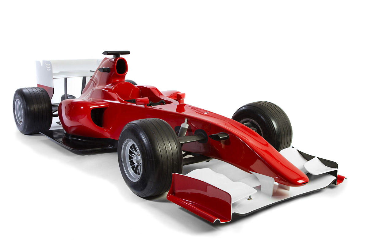 formula one racing simulation - photo #18