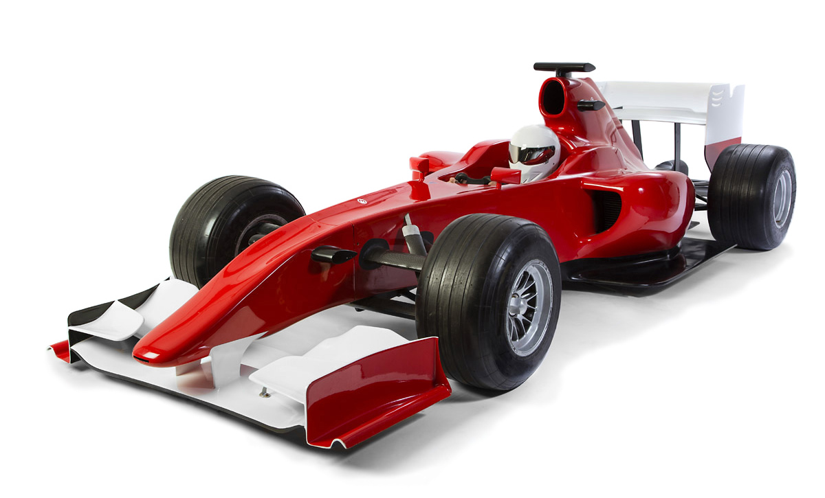 formula one racing simulation - photo #13