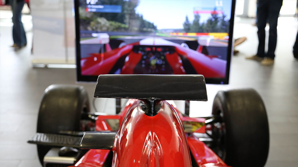formula one racing simulation - photo #19