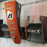 F1 front wing - Race decoration