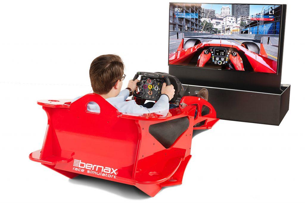 Buy a race simulator | Bernax Race Simulators