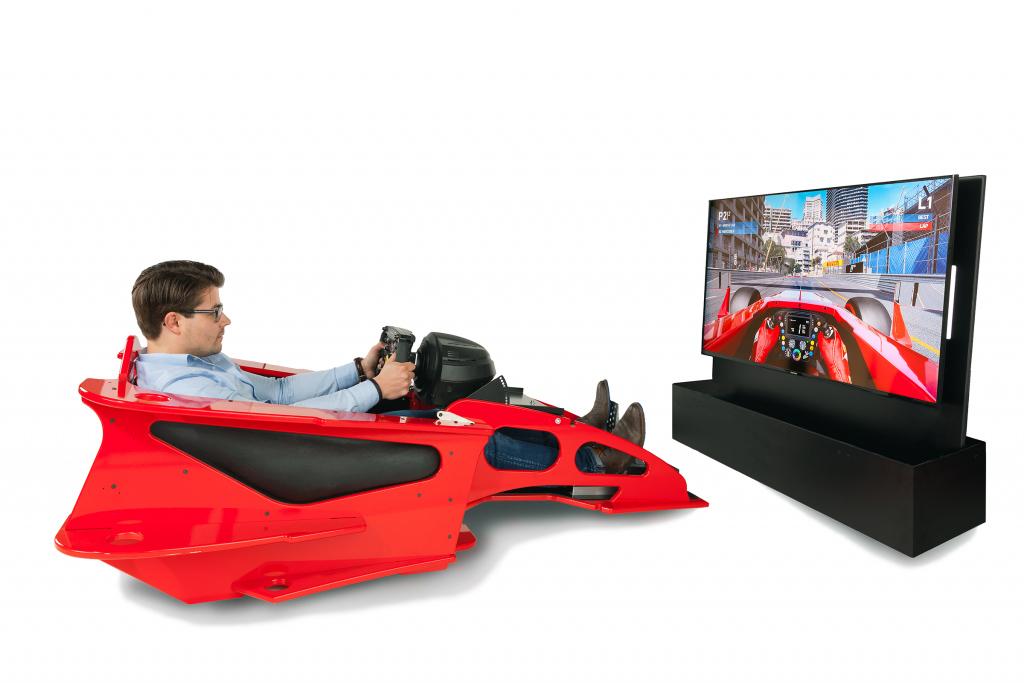 Buy A Race Simulator Bernax Race Simulators