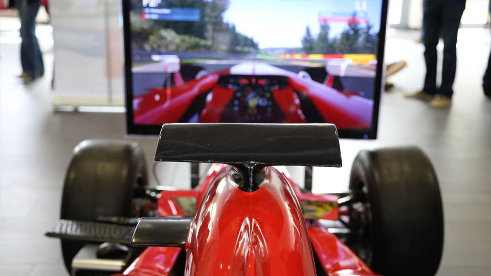 Rent a Formula 1 Simulator   Bernax Race Simulators